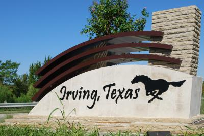 Image result for city of irving logo